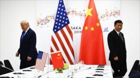"""""""EEUU lo pagará caro por su imprudencia hacia Hong Kong"""""""