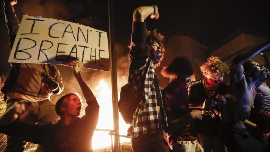 Asesinato de Floyd es producto del sistema racista de EEUU | HISPANTV
