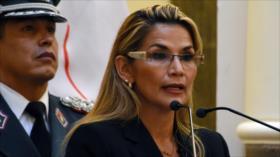 AI exige al gobierno de Áñez que deje de hostigar a los opositores