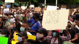 Racismo en EEUU. Tensión Venezuela-EEUU. Protesta en Francia - Boletín: 12:30 - 30/05/2020