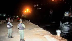 Vídeo: 4.º petrolero iraní inicia maniobras operativas en Venezuela
