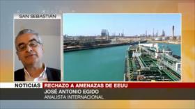 Egido: Irán ayuda a Suramérica contra dominio imperialista de EEUU