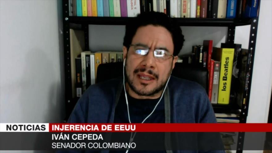 Cepeda: EEUU envía fuerzas a Colombia para intervenir en Venezuela | HISPANTV