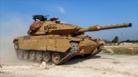 Fuerzas turcas atacan posiciones del Ejército sirio en Alepo