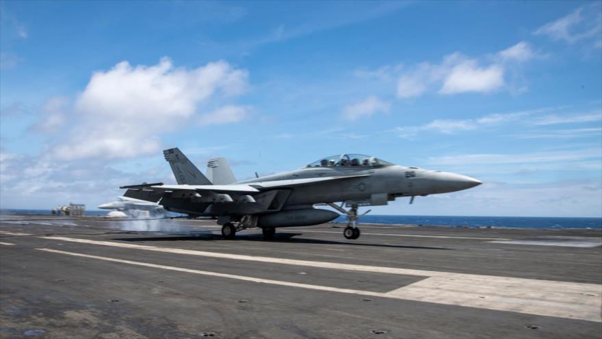EE.UU. efectúa juegos de guerra sin precedentes para probar sus capacidades ante eventuales ataques aéreos lanzados en su contra.