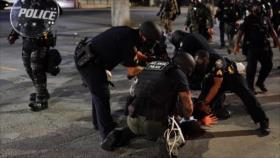 Policía de EEUU detiene a 1400 personas en protestas