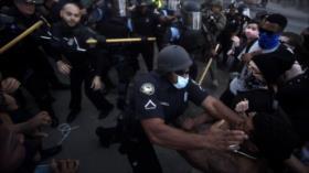 Amnistía denuncia respuesta 'militarizada' de EEUU contra protestas