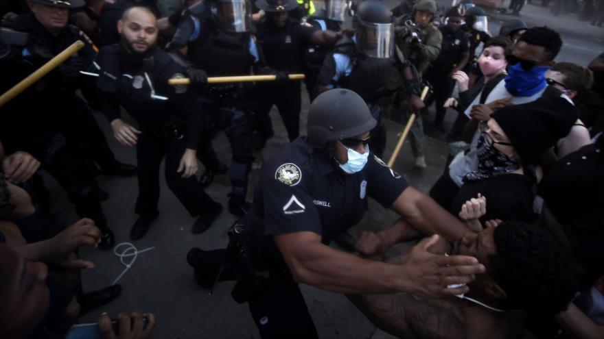 Amnistía denuncia respuesta 'militarizada' de EEUU contra protestas | HISPANTV