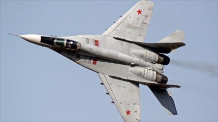 Siria es capaz de derribar los F-16 de EEUU que violan su espacio
