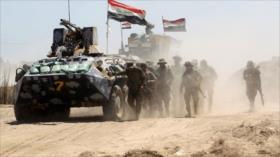 Fuerzas iraquíes destruyen siete sedes de Daesh en Samarra