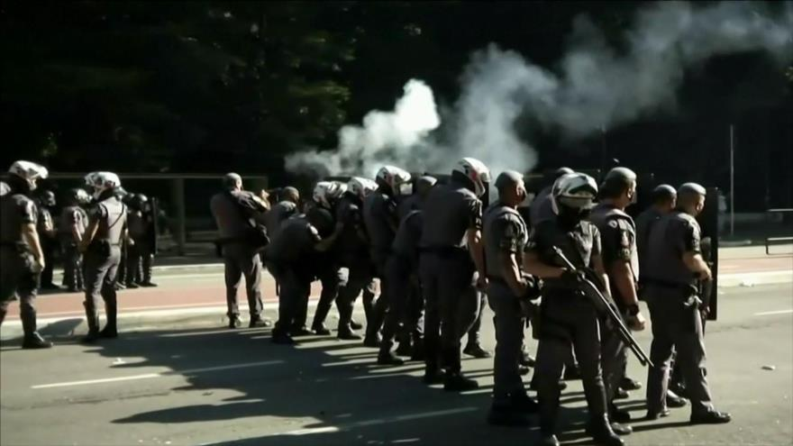 Violencia en EEUU. Marchas en Brasil. Atrocidades israelíes - Boletín: 01:30 - 01/06/2020
