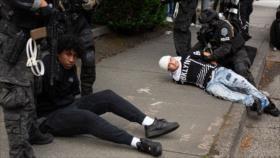 Al menos 4400 detenidos en EEUU en protestas por asesinato de Floyd
