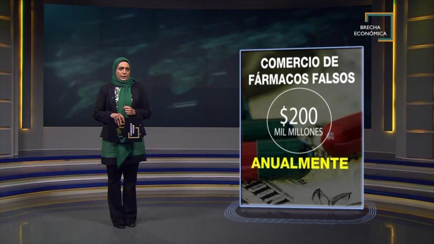 Brecha Económica: Mercado ilegal de medicamentos