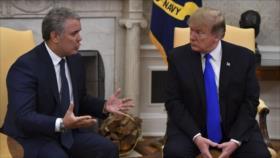 Cuba: Colombia apoya a EEUU en sus actos hostiles contra la isla