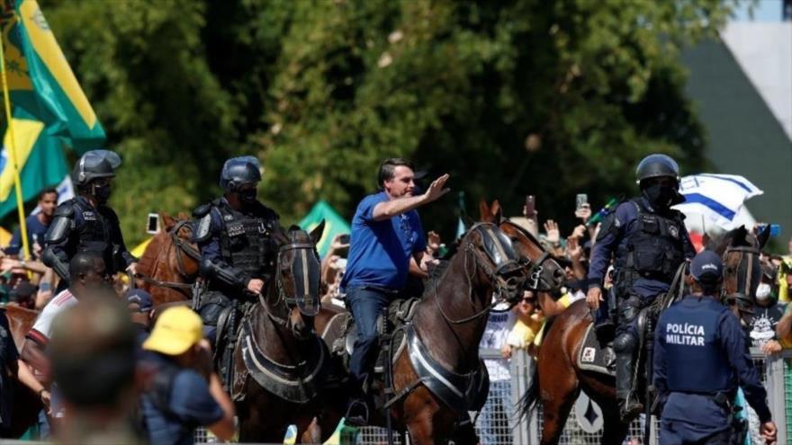Juez brasileño equipara Brasil de Bolsonaro con Alemania de Hitler | HISPANTV