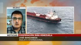 Manzaneda: Cooperación Irán-Venezuela, victoria absoluta ante EEUU