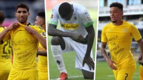 Vídeo: Futbolistas expresan dolor por la muerte de George Floyd