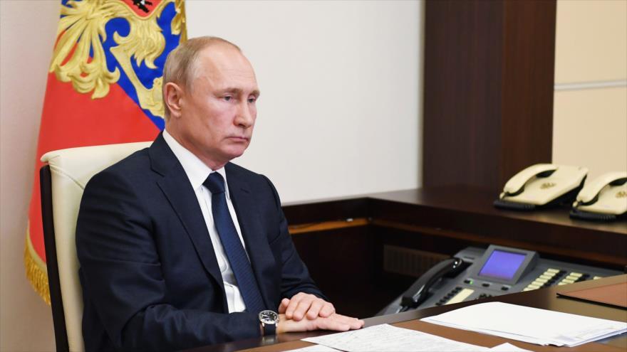 Putin convoca referéndum el 1 julio para poder seguir en el poder | HISPANTV