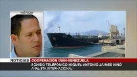 Niño: Alianza Irán-Venezuela pone en peligro la hegemonía de EEUU