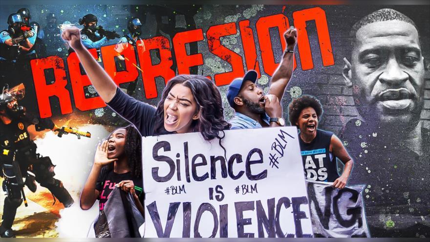 Detrás de la Razón: Crecen las manifestaciones contra la violencia policial estadounidense