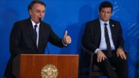 Exministro brasileño: Bolsonaro busca promover rebelión armada