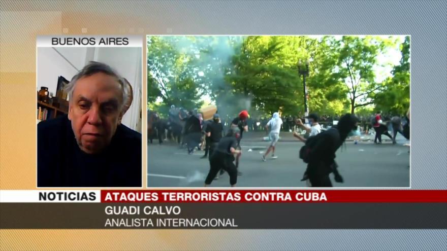Calvo: Trump persigue a Cuba para ocultar su ineficaz gestión