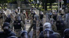 FBI y agencias federales desplegados por protestas en Washington