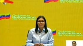 Venezuela agradece apoyo de Irán en medio de sanciones de EEUU