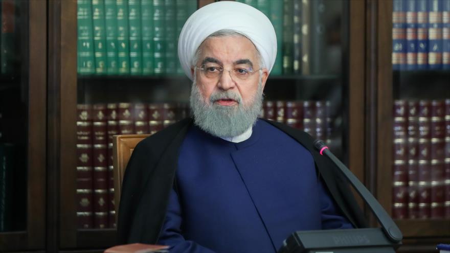 Irán urge a Europa a actuar ante sabotajes de EEUU en pacto nuclear
