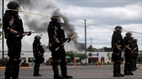 Legisladores iraníes condenan terrorismo racial de Policía de EEUU