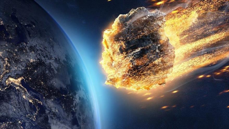 Un asteroide muy peligroso se está acercando a la Tierra.