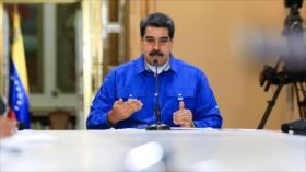 Maduro: Guaidó está escondido en una embajada