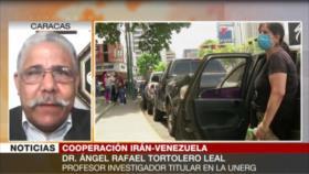 """Irán ha realizado un """"acto de valor"""" envidando gasolina a Venezuela"""