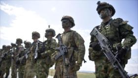 EEUU traslada nuevas tropas a Colombia para atacar Venezuela