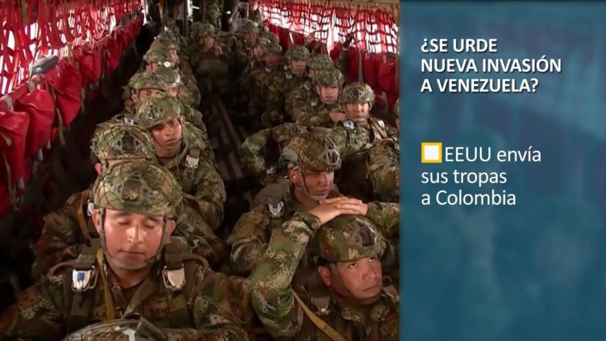 PoliMedios: ¿Se urde nueva invasión a Venezuela?