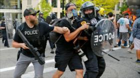 Atrocidades de EEUU. Protestas en EEUU. Tensión Londres - Pekín - Boletín: 14:30 - 03/06/2020