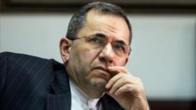 Irán: EEUU comete terrorismo económico y crimen contra la humanidad