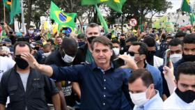 Estrategia de Bolsonaro ante COVID-19: Muerte es destino de todos