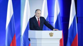 Putin: Rusia lanzará represalia atómica a un ataque de la OTAN