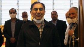 Científico iraní Sirus Asgari arrestado en EEUU regresa a Irán