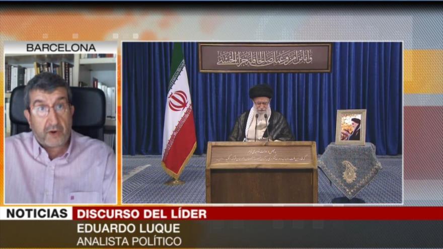 """""""Revolución de Imam Jomeini enfrentó a todas las superpotencias"""""""