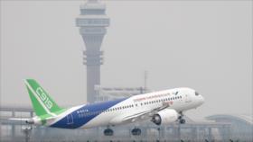 EEUU anuncia que suspenderá ingreso de aviones chinos a su país