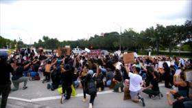 La marcha interminable por la justicia para George Floyd