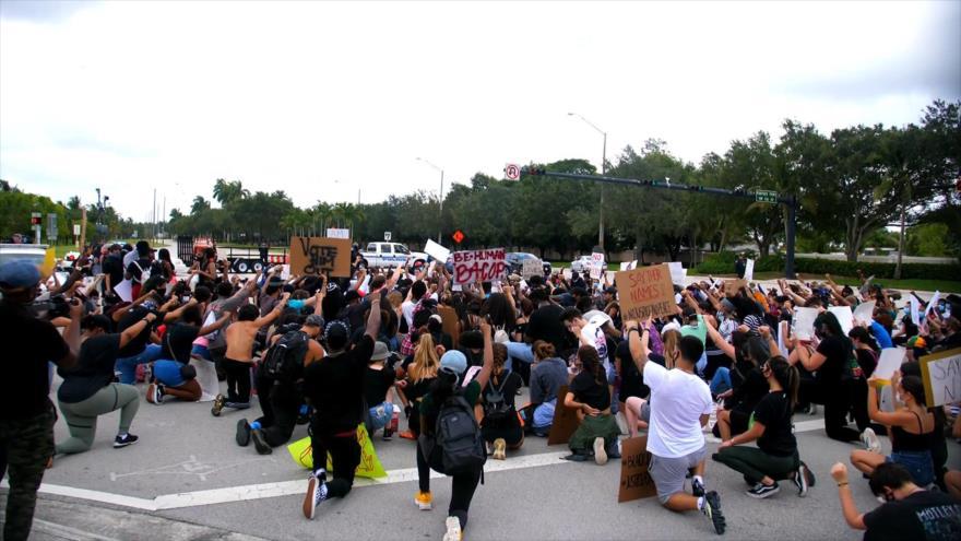 La marcha interminable por la justicia para George Floyd | HISPANTV