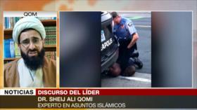 """""""Imam Jomeini levantó por 1ª vez la voz de los oprimidos del mundo"""""""