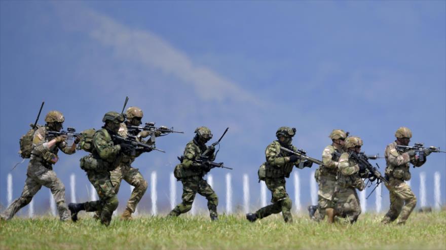 'Envío de tropas de EEUU a Colombia es una intervención militar' | HISPANTV