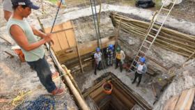 Hallan la estructura maya más antigua hasta el momento en México