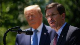 Protestas antirracistas provocan discordias en el Gobierno de EEUU