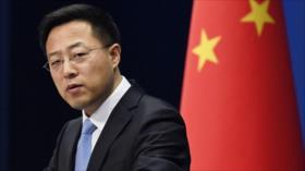 Pekín a Londres: Dejen su mentalidad colonialista ante Hong Kong
