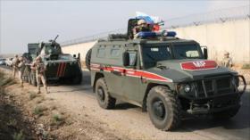 Vídeo: Rusia establece nueva base militar en el noreste de Siria